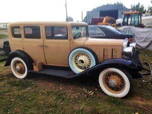 World War II Car