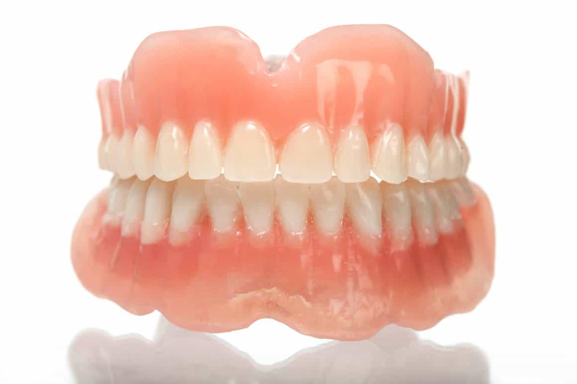Standard Acrylic Dentures from Chinook Denture Clinic
